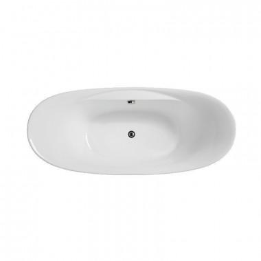Vasca da bagno freestanding 170 x 78 cm pleiadi 170 x 78 - Vasca da bagno economica ...
