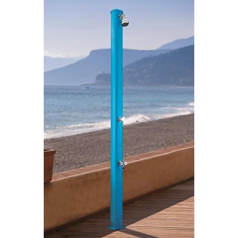 Doccia da esterno in alluminio economica vari modelli jollys - Doccia da esterno ...