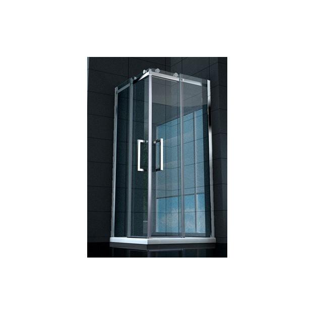 Cabina doccia super lusso in vetro 8mm pearl ottimo prezzo for Planimetrie della cabina di lusso