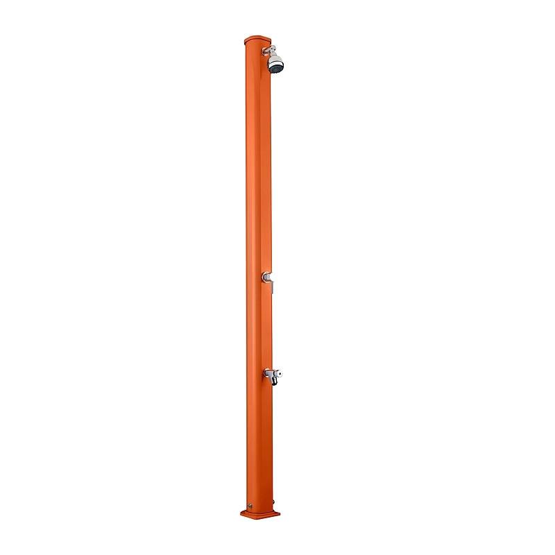 Doccia da esterno in alluminio economica vari modelli jollys - Box doccia da esterno ...