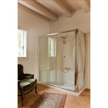 Arredo bagno docce e idromassaggi - Vetro vasca bagno ...