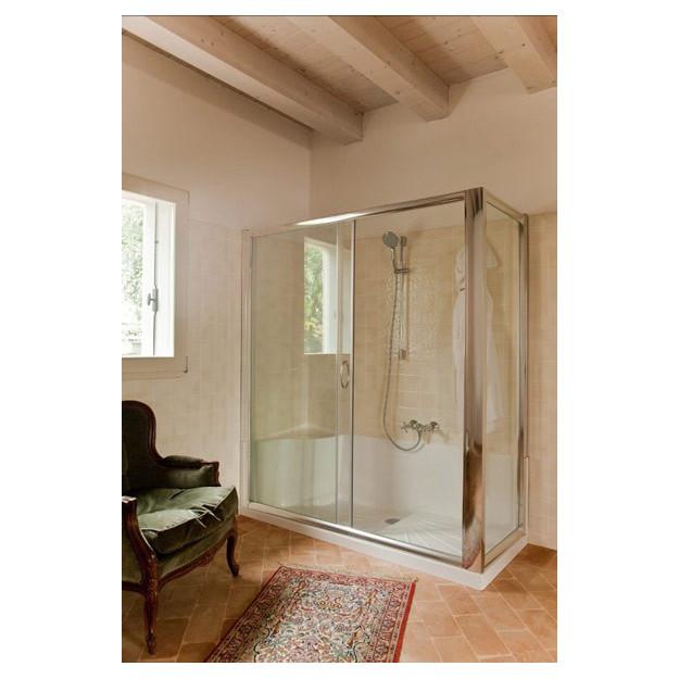 Kit cabina e piatto doccia 170 x 70 per sostituzione vasca in offerta - Sostituzione vasca da bagno ...