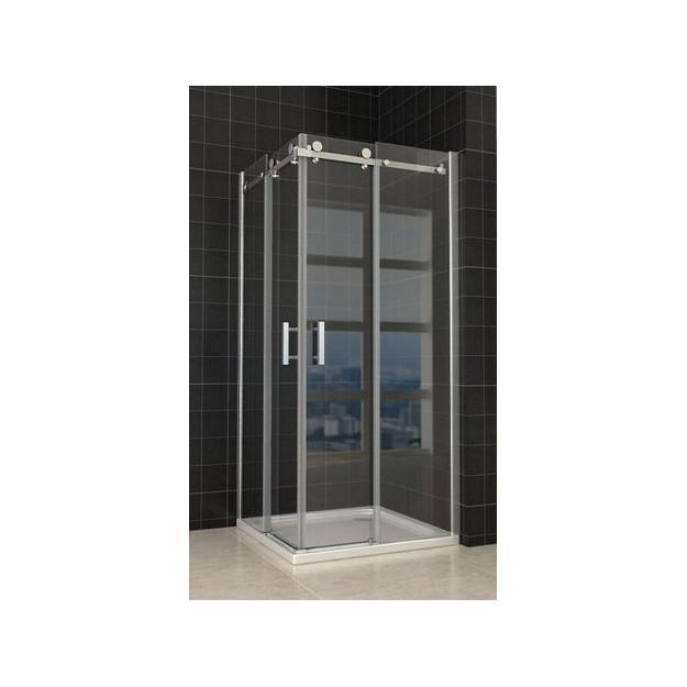 Box doccia ante scorrevoli vetro 8mm vari modello ottimo prezzo - Ante per doccia ...