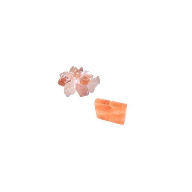 Kit 20 Piastrelle di sale himayano cristallino per grotte di sale