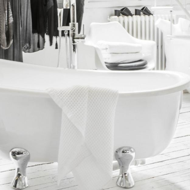 Vasca da bagno freestanding con piedini quasar 165 x 80 cm 165 x 80 cm i vnl02 - Vasche da bagno con piedini ...