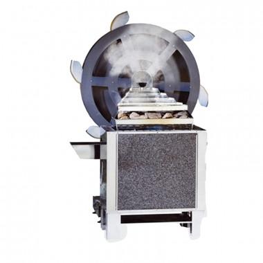 Riscaldatore per sauna con ventilatore Millwheel
