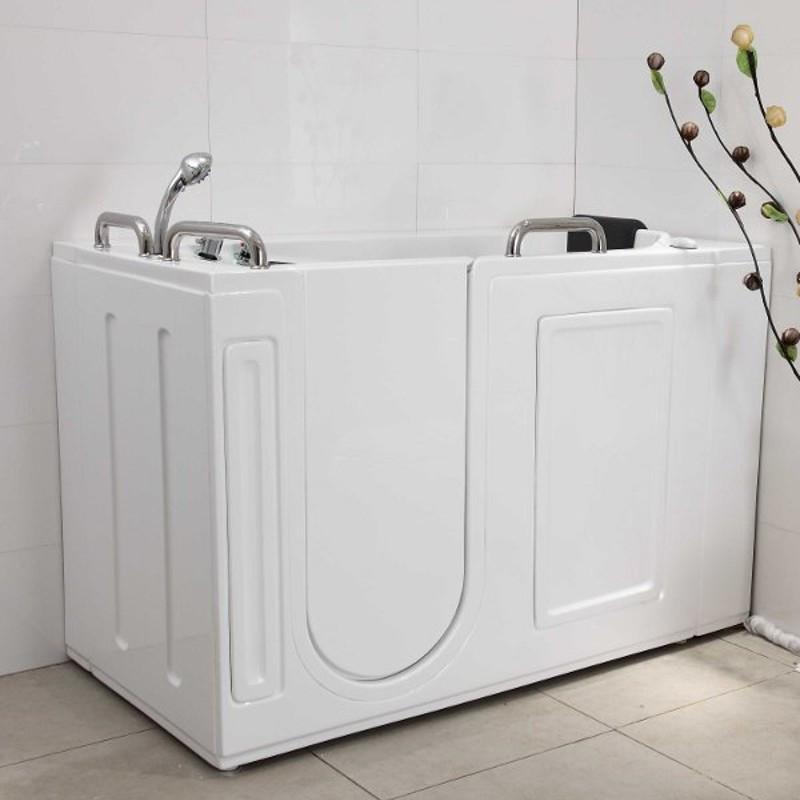 Vasca da bagno con sportello di ingresso laterale ottimo - Box x vasca da bagno ...
