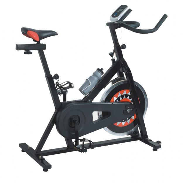 Spinbike con computer di bordo