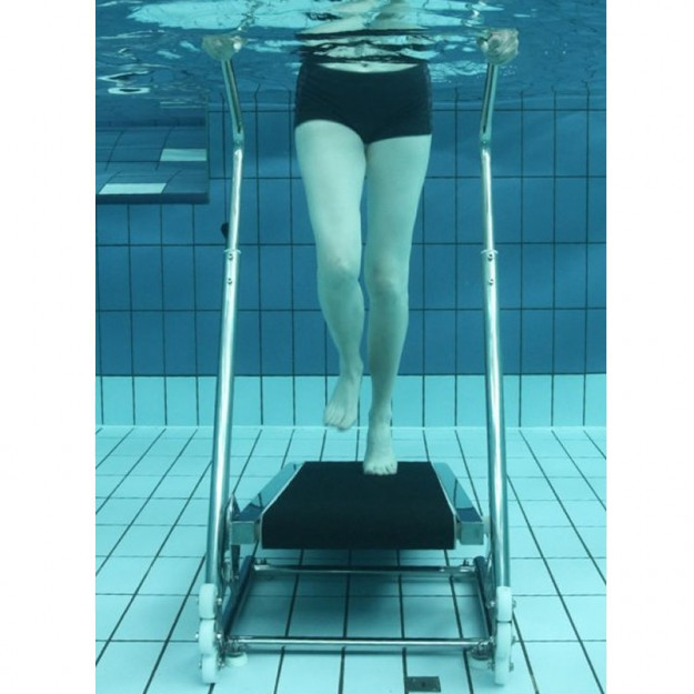 tapis roulant acquatico per utilizzo professionale