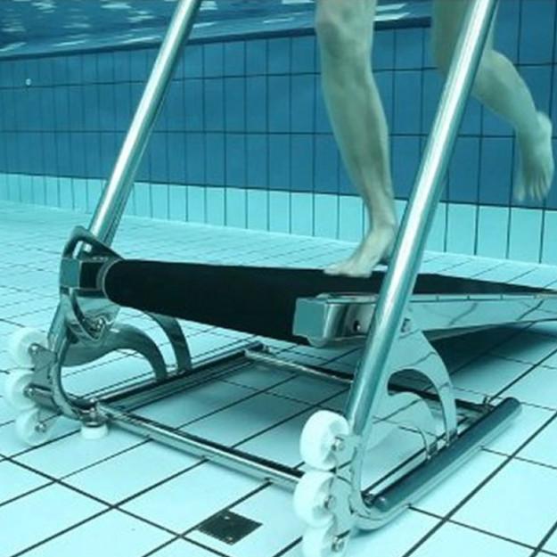 Inclinazione del Tapis roulant acquatico professionale