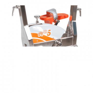 WR5 Idrobike professionale - scarico aggiuntivo dell'acqua