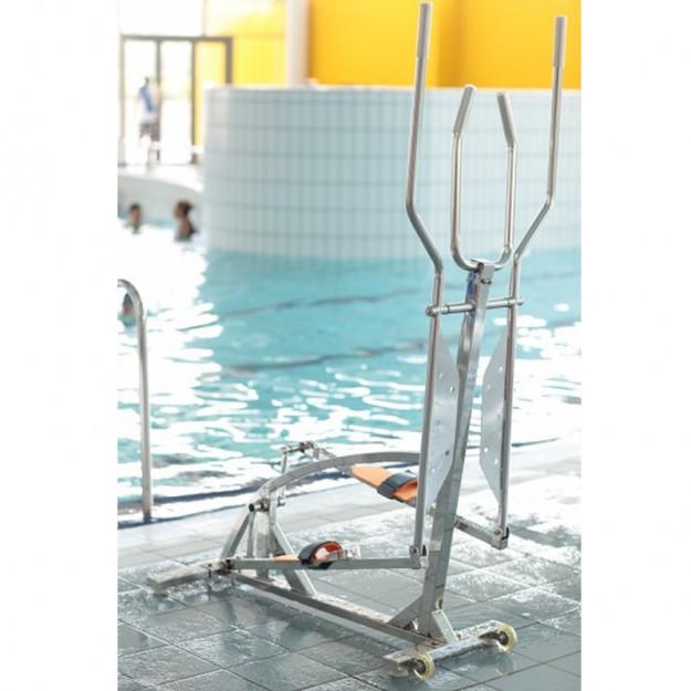 Idrobike ellittica professionale per praticare acquagym
