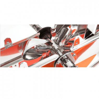 WR4 Idrobike - pale aggiuntive