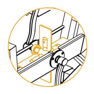 WR4 Idrobike system Acquapalm