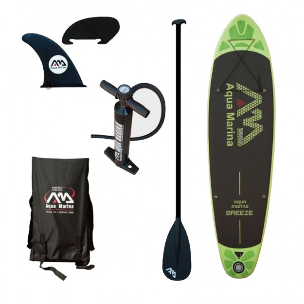 Tavola da SUP BREEZE-con accessori inclusi