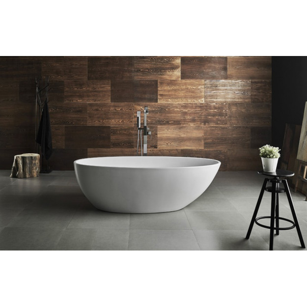 Vasca da bagno freestanding 170x85 gemini 170 x 85 cm - Altezza vasca da bagno ...