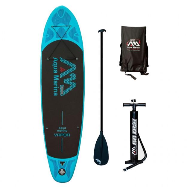 Tavola da SUP VAPOR- standing up paddle gonfiabile da 10'10
