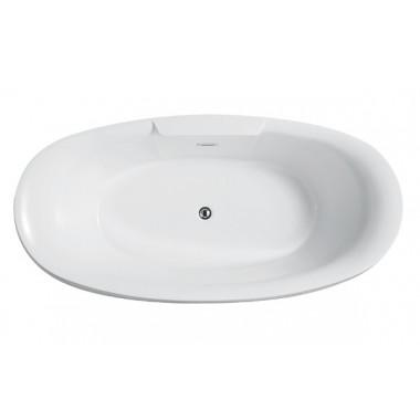 Vasca da bagno freestanding 175x85 mizar 175 x 85 cm i - Vasca da bagno freestanding ...