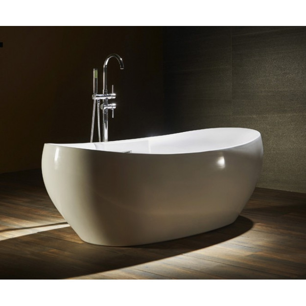 Vasca da bagno freestanding economica 175 x 85 cm Mizar