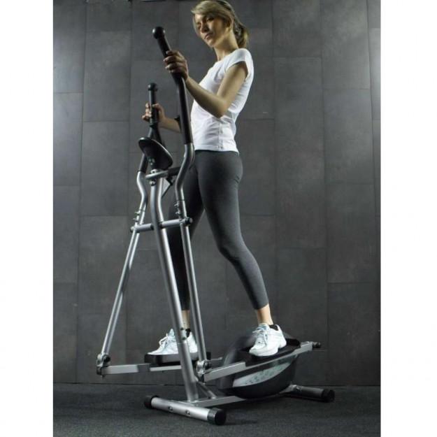 Fitness con la Cyclette Ellittica