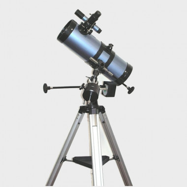 Telescopio astronomico riflettore 1000/114