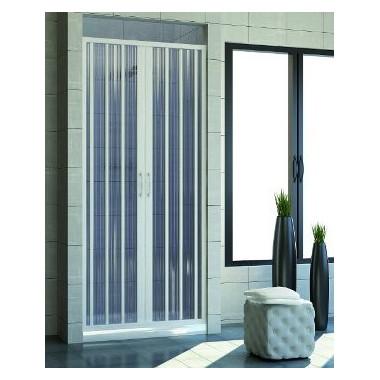 Porta doccia per nicchia in pvc economica - Porta per nicchia doccia ...