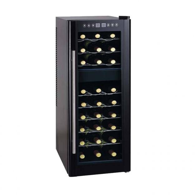Cantinetta-frigo 27 bottiglie vino doppia temperatura ottimo prezzo