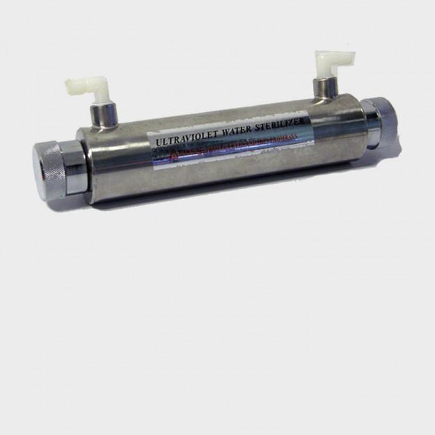 Contenitore lampada UV