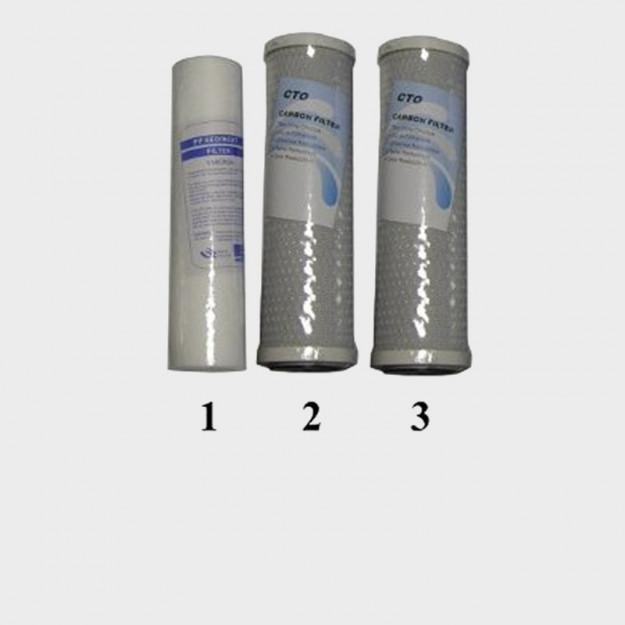 Set pre filtri per sistema ad Osmosi I-OI07/02 e I-SIN