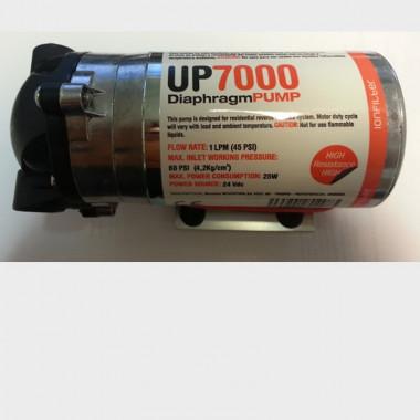 Pompa booster - 24V DC adatta per osmosi inversa - acquari: NUOVA facile da installare