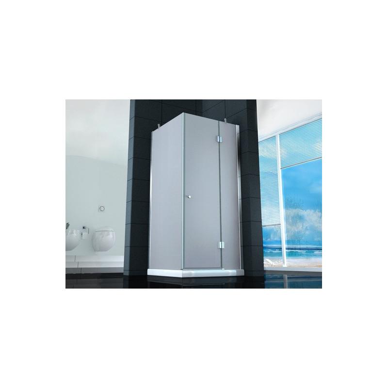 Box doccia rettangolare super lusso vetro 8 mm ottimo prezzo for Case di vetro di lusso
