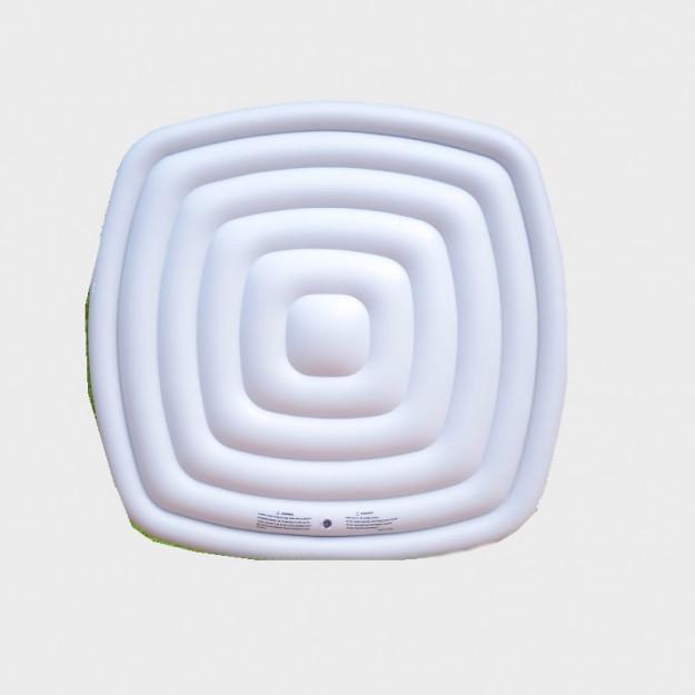 Copertura termica quadrata per mspa ALPINE 158x158 M-B0301976-M009 e ALPINE 185x185 M-B0302010-M019