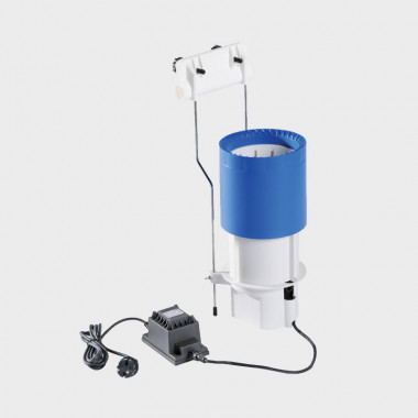 SKIMMER sistema di filtrazione e pulizia per piscine e tinozze