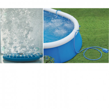 POOL BUBBLE sistema idromassaggio portatile