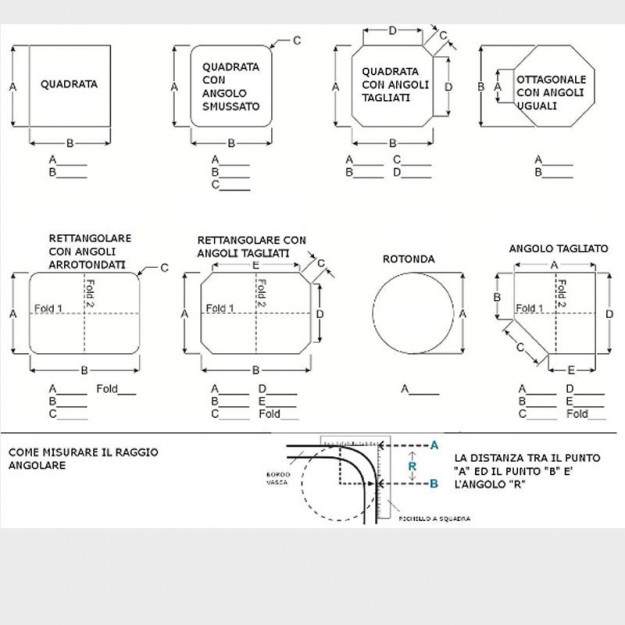 Copertura per vasca SPA su misura