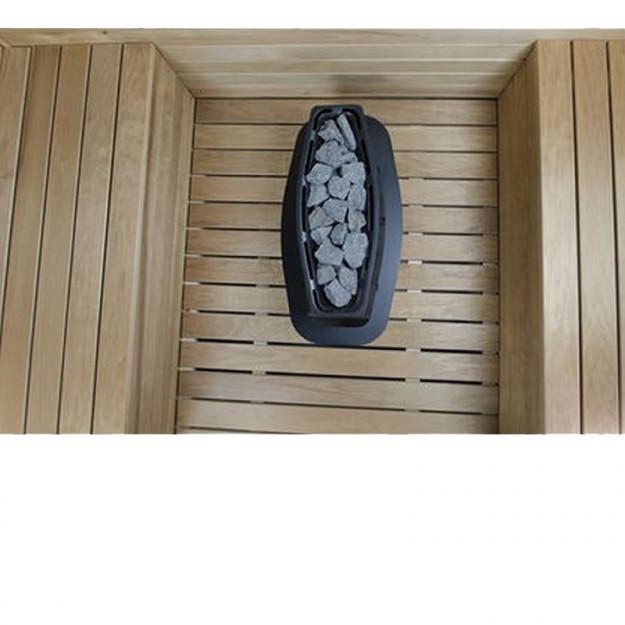 esempi di installazione incassata con collare optional 120 €