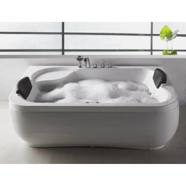 Vasca idromassaggio per 2 persone 183 x 115 cm