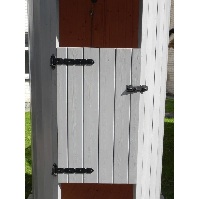 Cabina doccia da esterno in legno di abete ottimo prezzo - Box doccia da esterno ...