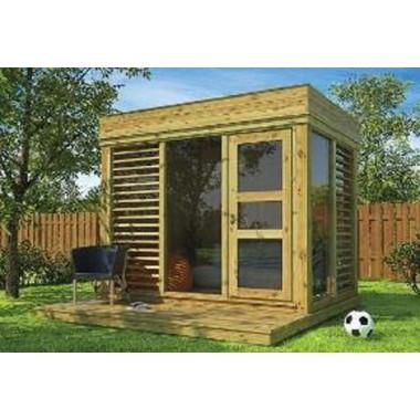 Gazebo in legno da giardino 3x2m GARDENCUBE32