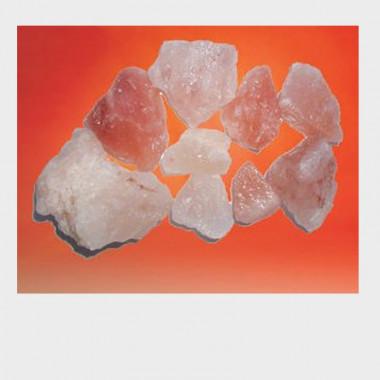500 gr di cristalli di Sale himalayano purissimo inclusi