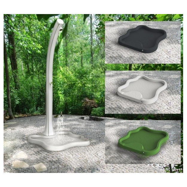 Piatto doccia da esterno laghetto per doccia da esterno - Doccia per esterno ...