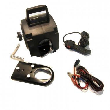 Verricello Argano elettrico nautico 11000 Lbs (1590 kg)