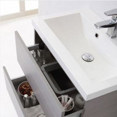 lavabo e cassetti