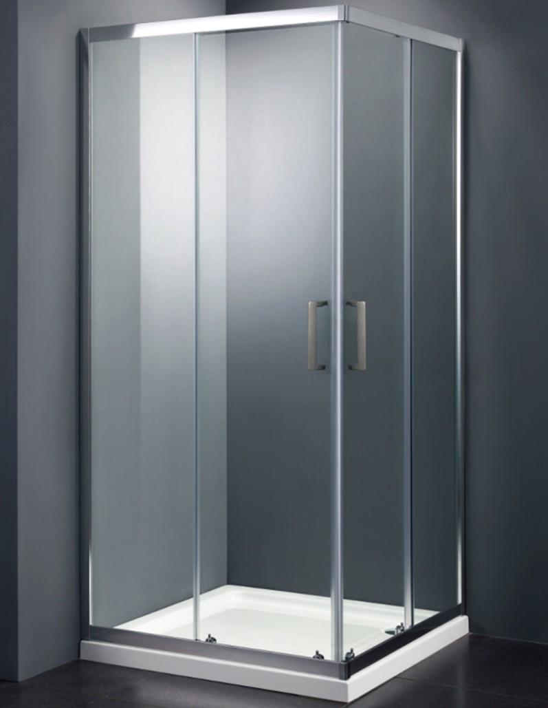 Docce in vetrocemento 100 images mattoni di vetro - Costruire box doccia ...