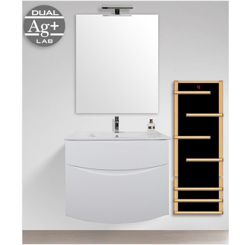 Termoarredo per bagno 6 mq affordable radiatori with termoarredo per bagno 6 mq fabulous - Radiatori elettrici per bagno ...