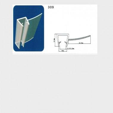 Coppia guarnizioni box doccia - 2 pezzi
