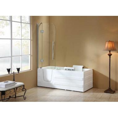 Vasche con sportello una pratica risoluzione - Vasca da bagno con apertura laterale ...