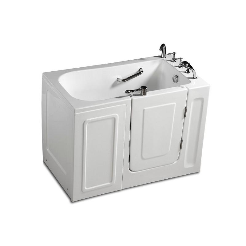 Vasca da bagno con sportello d 39 ingresso offerta per anziani e disabili - Vasca da bagno con sportello prezzo ...
