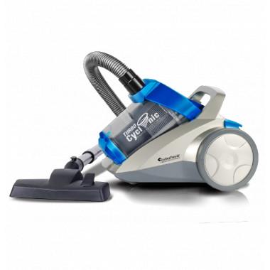 Aspirapolvere TURBO CICLONICO con filtro HEPA blu