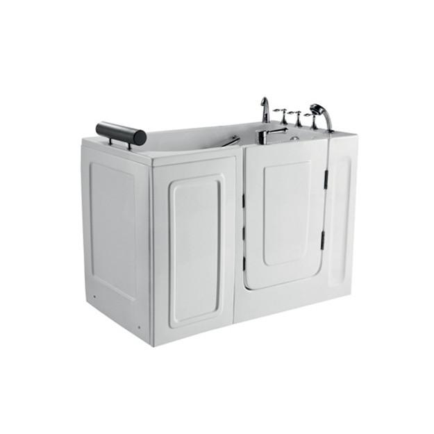 Vasca da bagno con sportello d 39 ingresso offerta per for Vasca da bagno esterna
